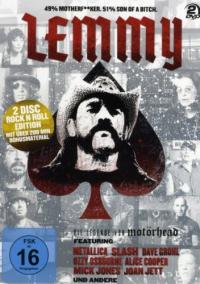 Motörhead - Lemmy [DVD]
